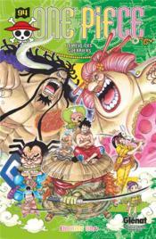 One Piece - édition originale T.94 ; le rêve des guerriers - Couverture - Format classique