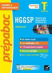 Prépabac cours & entraînement ; HGGSP, spécialité ; terminale générale (édition 2020/2021) - Couverture - Format classique