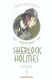 Sherlock Holmes ; Les Aventures De Sherlock Holmes T.1 - Intérieur - Format classique