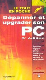 Depanner et upgrader son pc - Intérieur - Format classique