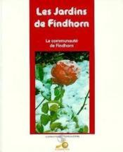 Les jardins de findhorm - Couverture - Format classique