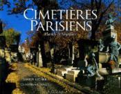 Cimetieres parisiens - Couverture - Format classique