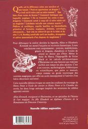 Le livre de l'apprenti sorcier - edition 2002 - 4ème de couverture - Format classique