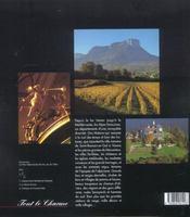 Alpes (Les) (Vente Ferme) - 4ème de couverture - Format classique