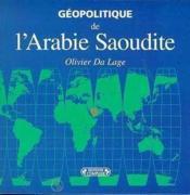 Geopolitique de l arabie saoudite - Couverture - Format classique