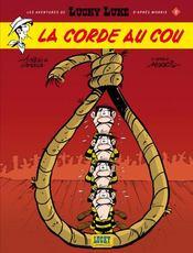 Les Nouvelles Aventures De Lucky Luke T.2 ; La Corde Au Cou - Intérieur - Format classique