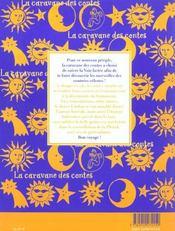 Histoires du soleil et de la lune - 4ème de couverture - Format classique