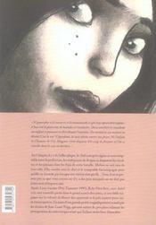 Soleil Noir - 4ème de couverture - Format classique