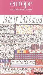 No 798 - Octobre 1995 - Valery Larbaud - Couverture - Format classique