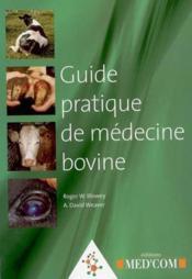 Guide pratique de médecine bovine - Couverture - Format classique