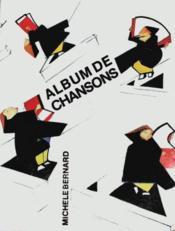 Album de chansons - Couverture - Format classique