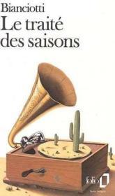 Le traite des saisons - Couverture - Format classique