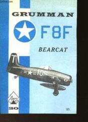 Grumman F8f Bearcat - Couverture - Format classique