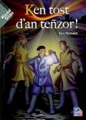 Ken tost d'an tenzor ! - Couverture - Format classique