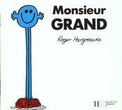 Monsieur Grand - Intérieur - Format classique
