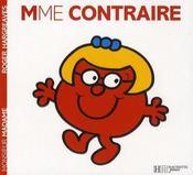Madame Contraire - Intérieur - Format classique