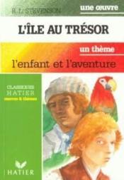 L'Île au trésor. une oeuvre - Couverture - Format classique