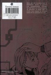 Zetman t.7 - 4ème de couverture - Format classique