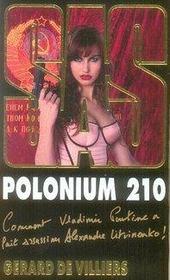 SAS t.210 ; polonium 210 - Intérieur - Format classique