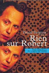 Rien sur Robert - Intérieur - Format classique