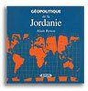 Géopolitique de la Jordanie - Couverture - Format classique