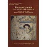 Etudes Sur La Vision Dans L'Antiquite Classique - Couverture - Format classique