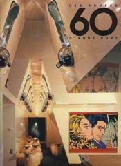 Les annees 60 d'anne bony - Couverture - Format classique
