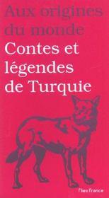 Contes et legendes de turquie - Intérieur - Format classique