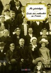 Genealogie - Couverture - Format classique