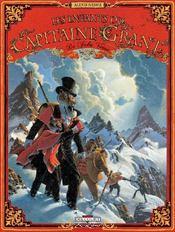 Les enfants du capitaine Grant, de Jules Verne t.1 - Couverture - Format classique