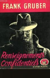 Renseignements confidentiels. (Beagle Scented Murder) - Couverture - Format classique