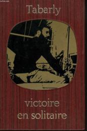 Victoire En Solitaire - Couverture - Format classique