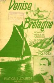 Venise Et Bretagne Romance N°1 - Couverture - Format classique
