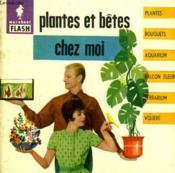 Du Cactus Au (Petit) Crocodile... Plantes Et Betes Chez Moi - Couverture - Format classique