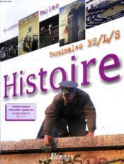 Histoire terminales es l s (édition 2004) - Couverture - Format classique