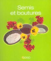 Semis et boutures - Intérieur - Format classique