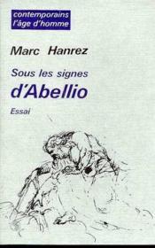 Sous Les Signes D'Abellio - Couverture - Format classique