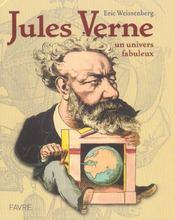 Jules verne univers fabuleux - Intérieur - Format classique