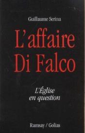 L affaire di falco - Couverture - Format classique