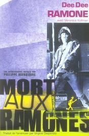Mort aux Ramones ! - Intérieur - Format classique