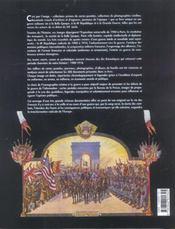1900-1918 - 4ème de couverture - Format classique