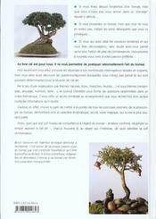T1 connaissance du bonsai 150 questions reponses - 4ème de couverture - Format classique