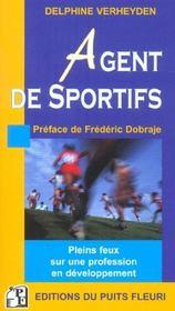 Agent de sportifs. pleins feux sur une profession en developpement - Intérieur - Format classique