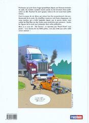 Les 1000 pattes t.1 ; transports en tout genre - 4ème de couverture - Format classique