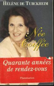 Nee Coiffee. - Couverture - Format classique