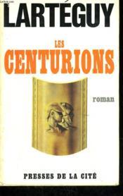 Les Centurions - Couverture - Format classique