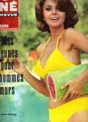 Cine Revue - Tele-Programmes - 48e Annee - N° 4 - Reflets Dans Un Ciel D'Or - Couverture - Format classique