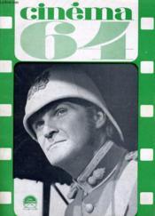 Cinema 64 N° 90 - Le Dessin De Jean Effel - Au Generique: Les Decorateurs - Couverture - Format classique
