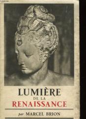 Lumiere De La Renaissance - Couverture - Format classique