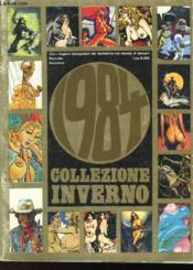 1984 - Collezione Inverno - Periodico Mensile N°33 - 36 - 38 - Couverture - Format classique